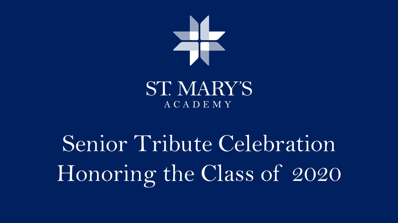 St. Mary's Celebrates the Class of 2020